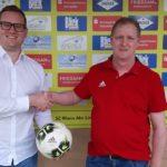 SC stellt Weichen für die kommende Saison - Markus Laux übernimmt 1. Mannschaft