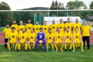 Gruppenbild der 1. Mannschaft des SC Rhein-Ahr Sinzig