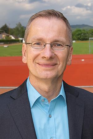 Bürgermeister Andreas Geron