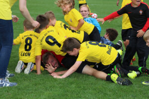 Jugendarbeit beim SC Rhein-Ahr Sinzig