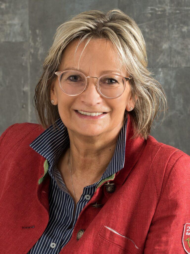 Vorsitzende des SC Rhein-Ahr Sinzig Silvia Mühl