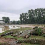 Starkregen und Überflutungen in der Region